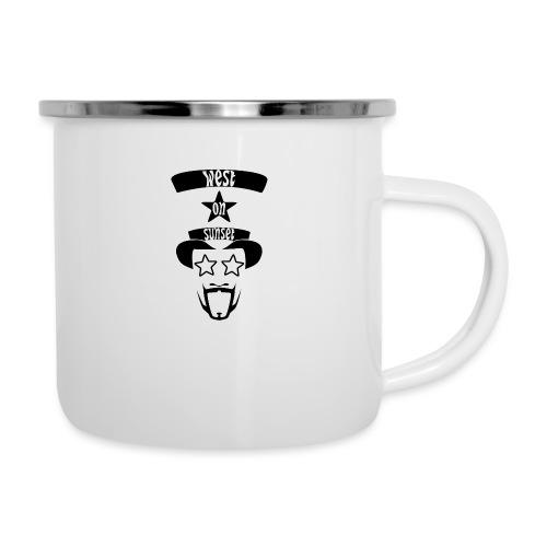 westonsunset_head - Camper Mug