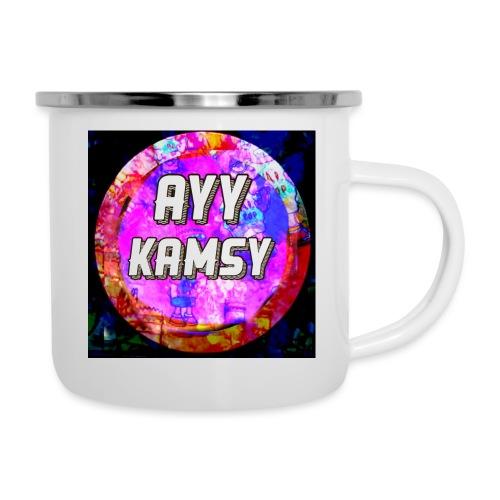 AyyKamsy Logo Accesorie - Camper Mug