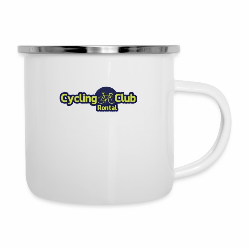 Cycling Club Rontal - Emaille-Tasse