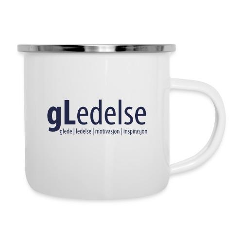 gLedelse - Emaljekopp