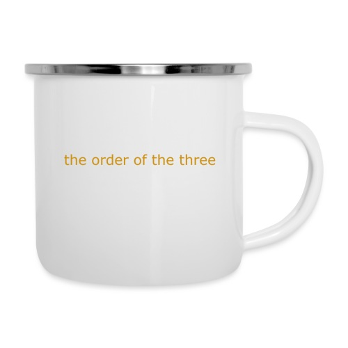 the order of the three 1st shirt - Camper Mug