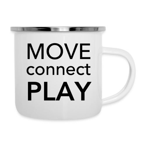 Move Connect Play - AcroYoga International - Camper Mug
