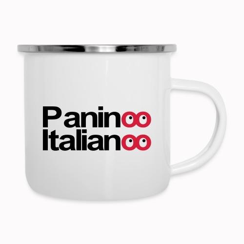 Paninoo Italianoo - Tazza smaltata
