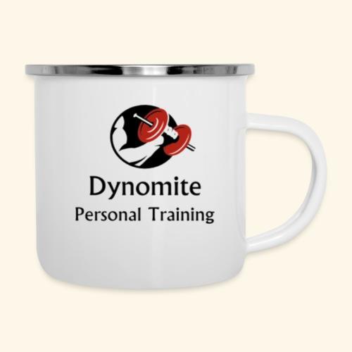 Dynomite Personal Training - Camper Mug