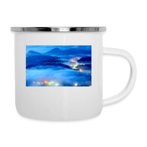 the mother earth collection 2017 - Tasse émaillée