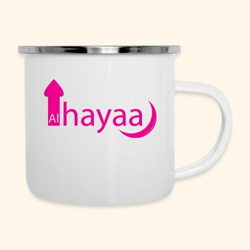 Al Hayaa - Tasse émaillée
