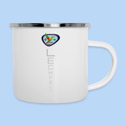Wappen_Fusion_Test_vertik - Emaille-Tasse
