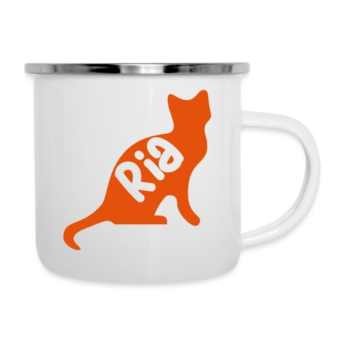 Team Ria Cat - Camper Mug