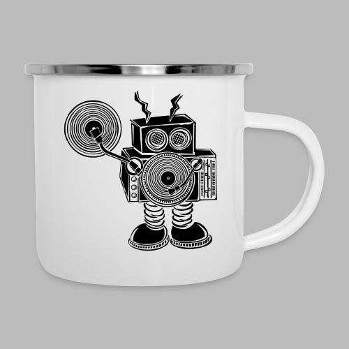 Hey Mr DJ ✴CUSTOMISABLE DESIGN✴ - Camper Mug