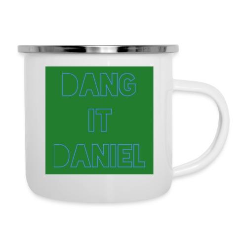 DangItDaniel - Emaljekopp