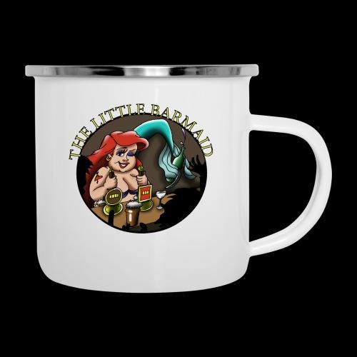 The Little Barmaid - Camper Mug