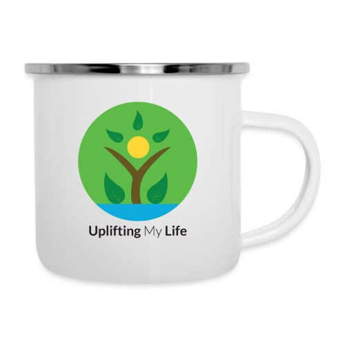 Uplifting My Life Official Merchandise - Camper Mug