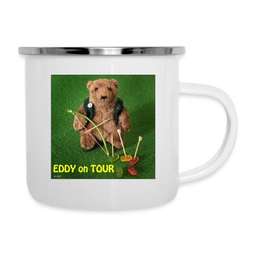 EDDY Robin Hood - Emaille-Tasse