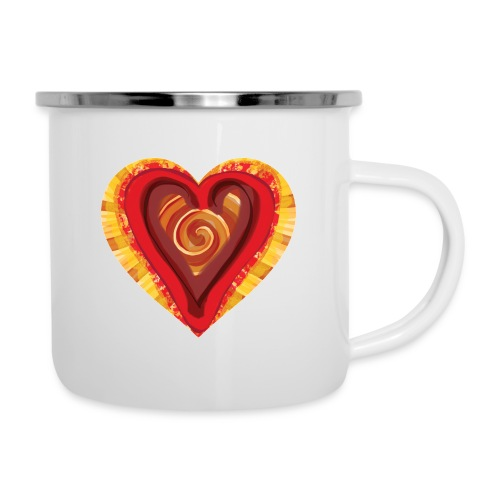 Chocolat love - Camper Mug