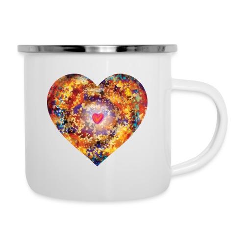 A small big heart of love - Camper Mug