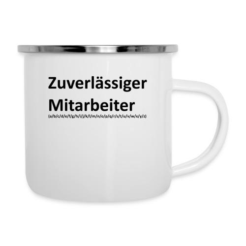 Genderwahn - Emaille-Tasse