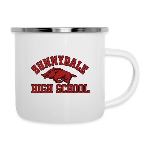 Sunnydale High School logo merch - Emaille mok