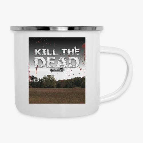 Tasse / Mug Kill The Dead - Tasse émaillée