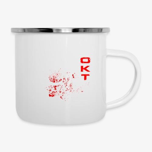 Outkasts Scum OKT Front - Camper Mug