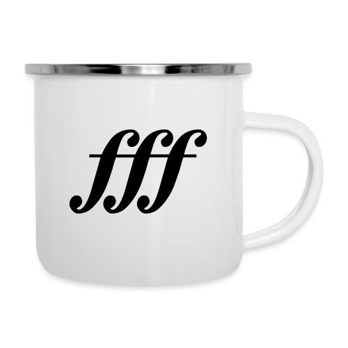 Fortississimo - Emaille-Tasse