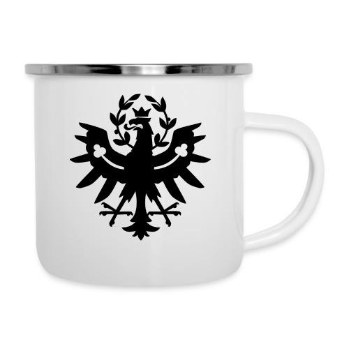 Echter Tiroler - Tirol Tiroler Adler - Emaille-Tasse