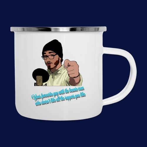 Your Favourite Beanie Man - Camper Mug