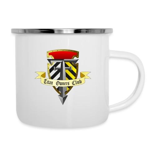 TOC Gothic Clear Background 1 - Camper Mug