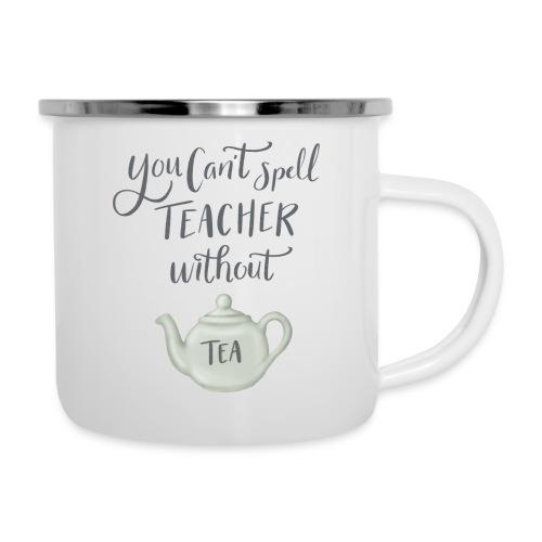 Tea teacher - Emaljmugg