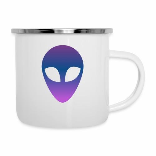 Aliens - Taza esmaltada