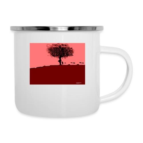 albero_0001-jpg - Tazza smaltata