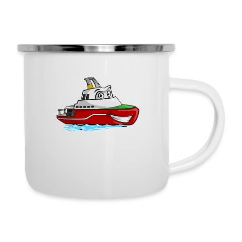 Boaty McBoatface - Camper Mug