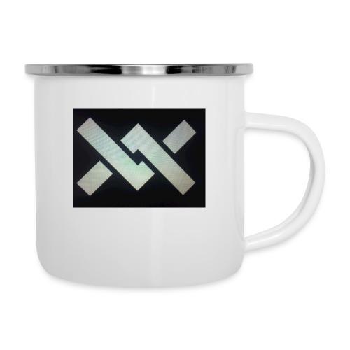 Original Movement Mens black t-shirt - Camper Mug