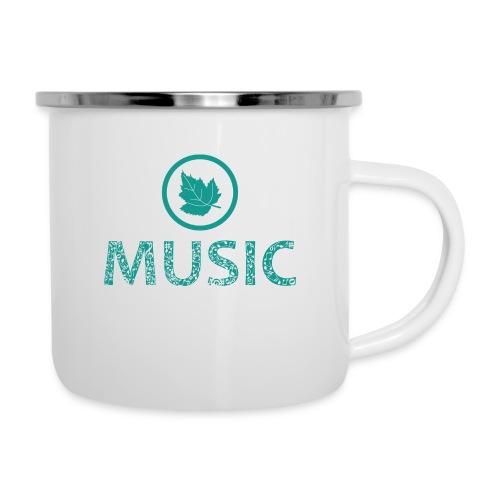 leaf music - Camper Mug