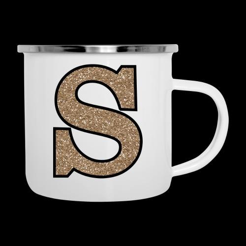 Girls S For Sonnit Golden Sparkle - Camper Mug