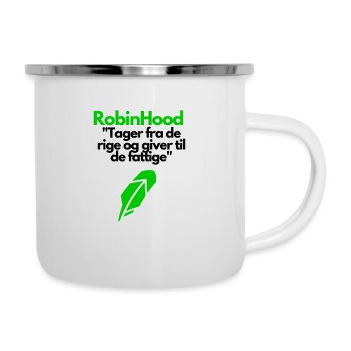 Robinhood - Emaljekrus