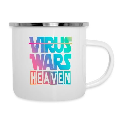 HEAVEN WARS - Tasse émaillée
