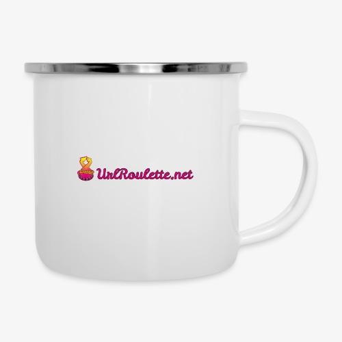 UrlRoulette Logo - Camper Mug