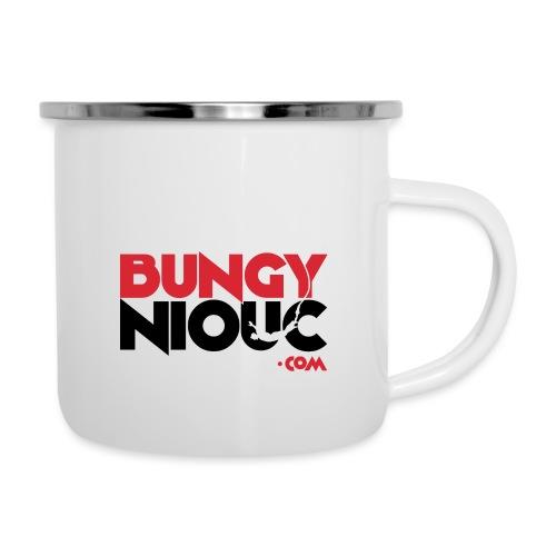 BungyNiouc Logo - Tasse émaillée
