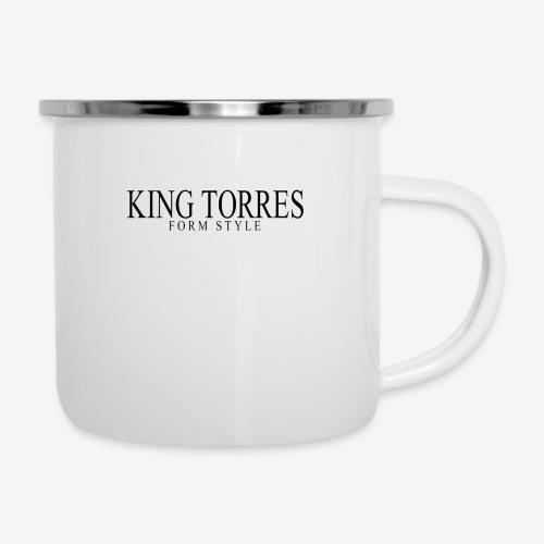 king torres - Taza esmaltada