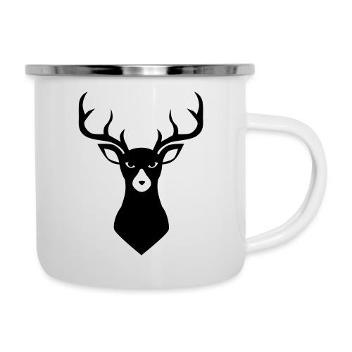 Caribou 9 - Tasse émaillée