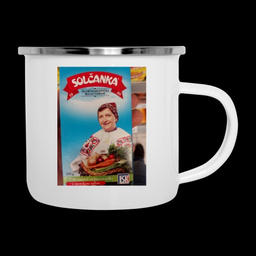 Babushka's fines - Camper Mug