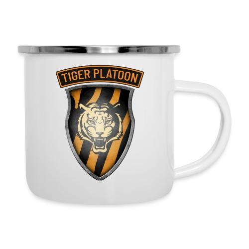 Tiger Patch and Tiger Shield - Camper Mug
