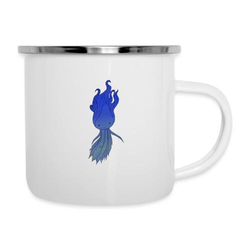 Blue Nymph - Emaljekrus