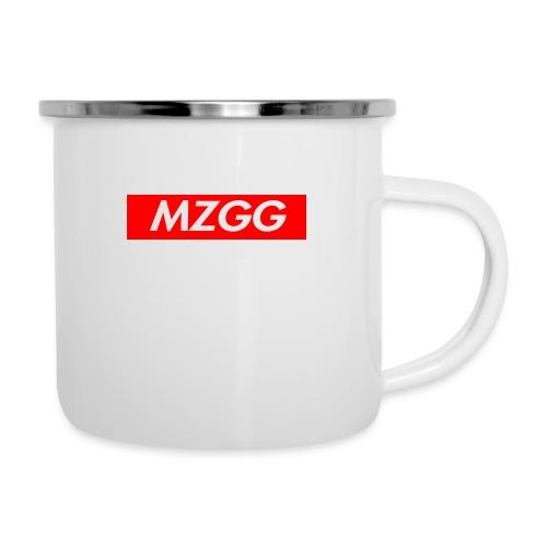 MZGG FIRST - Emaljmugg