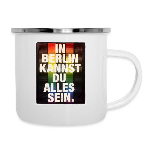 City of Freedom Berl!n - Camper Mug