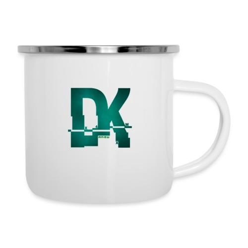 Dk hacked logo tshirt - Tasse émaillée