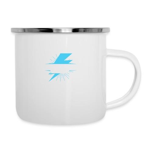 instantketoenergy - Emaille-Tasse