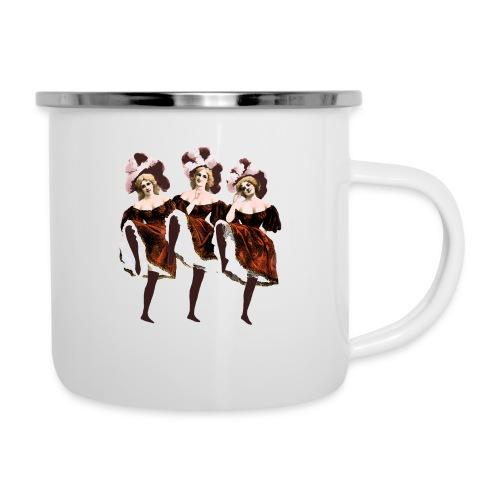 Vintage Dancers - Camper Mug