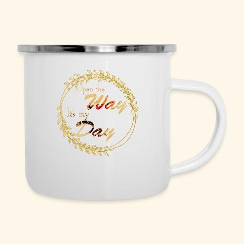 its my day weddingcontest - Camper Mug