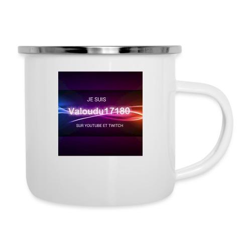 Valoudu17180twitch - Tasse émaillée